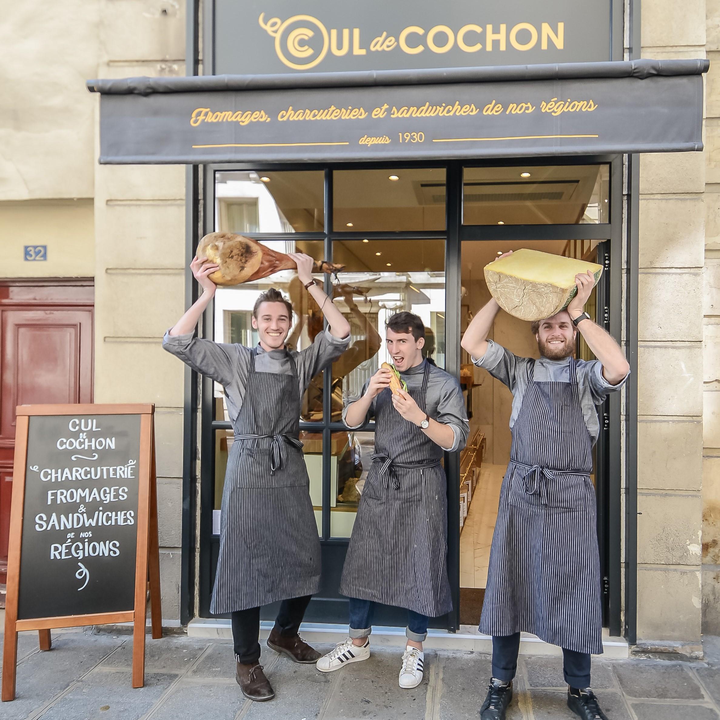 Cul de Cochon Paris (11)
